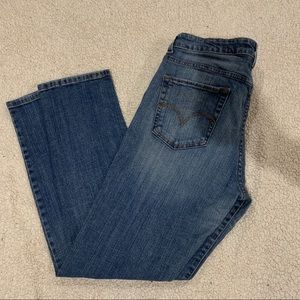 Levi's original jeans, Midrise Skinny-  14 M